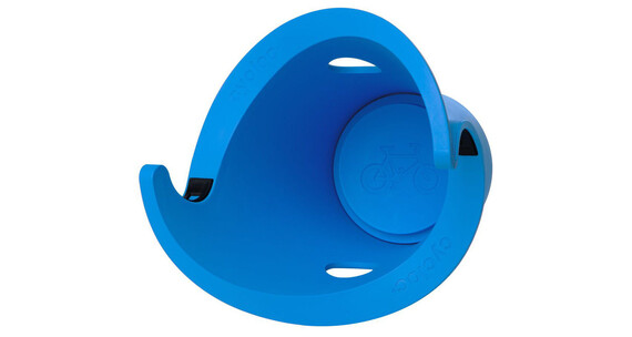 Cycloc Solo Cykelholder blå